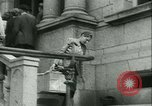 Image of confiscated radios Bayeux Normandy France, 1945, second 34 stock footage video 65675020661