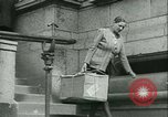 Image of confiscated radios Bayeux Normandy France, 1945, second 35 stock footage video 65675020661