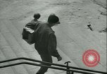 Image of confiscated radios Bayeux Normandy France, 1945, second 41 stock footage video 65675020661