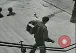 Image of confiscated radios Bayeux Normandy France, 1945, second 42 stock footage video 65675020661