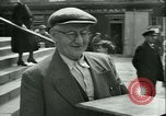 Image of confiscated radios Bayeux Normandy France, 1945, second 46 stock footage video 65675020661