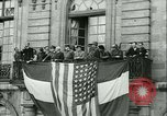 Image of Liberation ceremony Rennes France, 1945, second 1 stock footage video 65675020664