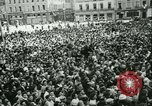 Image of Liberation ceremony Rennes France, 1945, second 8 stock footage video 65675020664