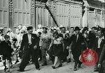 Image of Liberation ceremony Rennes France, 1945, second 15 stock footage video 65675020664