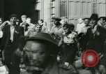 Image of Liberation ceremony Rennes France, 1945, second 18 stock footage video 65675020664