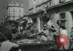 Image of Liberation of Marseilles Marseilles France, 1944, second 38 stock footage video 65675020674