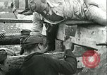 Image of German recruits France, 1941, second 19 stock footage video 65675020676