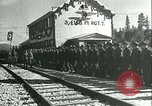 Image of German recruits France, 1941, second 37 stock footage video 65675020676