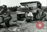 Image of German soldiers France, 1941, second 14 stock footage video 65675020679