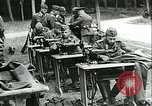 Image of German soldiers France, 1941, second 62 stock footage video 65675020679