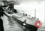 Image of German submarine Germany, 1940, second 2 stock footage video 65675020690