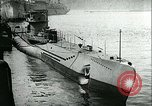 Image of German submarine Germany, 1940, second 4 stock footage video 65675020690