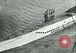 Image of German submarine Germany, 1940, second 27 stock footage video 65675020690