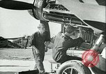 Image of German and British fighter planes in aerial combat France, 1941, second 9 stock footage video 65675020692