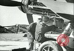 Image of German and British fighter planes in aerial combat France, 1941, second 10 stock footage video 65675020692