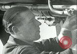 Image of German and British fighter planes in aerial combat France, 1941, second 18 stock footage video 65675020692