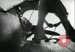 Image of German and British fighter planes in aerial combat France, 1941, second 19 stock footage video 65675020692