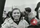 Image of Japanese people Japan, 1953, second 29 stock footage video 65675020696