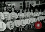 Image of Milwaukee Braves baseball team arrives in the city Milwaukee Wisconsin USA, 1953, second 6 stock footage video 65675020699
