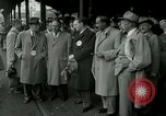 Image of Milwaukee Braves baseball team arrives in the city Milwaukee Wisconsin USA, 1953, second 11 stock footage video 65675020699