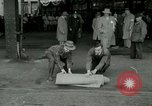 Image of Milwaukee Braves baseball team arrives in the city Milwaukee Wisconsin USA, 1953, second 16 stock footage video 65675020699
