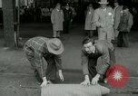 Image of Milwaukee Braves baseball team arrives in the city Milwaukee Wisconsin USA, 1953, second 18 stock footage video 65675020699