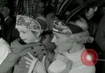 Image of Milwaukee Braves baseball team arrives in the city Milwaukee Wisconsin USA, 1953, second 20 stock footage video 65675020699