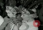 Image of Milwaukee Braves baseball team arrives in the city Milwaukee Wisconsin USA, 1953, second 21 stock footage video 65675020699