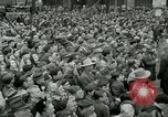Image of Milwaukee Braves baseball team arrives in the city Milwaukee Wisconsin USA, 1953, second 33 stock footage video 65675020699