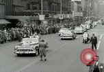 Image of Milwaukee Braves baseball team arrives in the city Milwaukee Wisconsin USA, 1953, second 37 stock footage video 65675020699