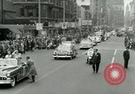 Image of Milwaukee Braves baseball team arrives in the city Milwaukee Wisconsin USA, 1953, second 39 stock footage video 65675020699