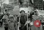 Image of Milwaukee Braves baseball team arrives in the city Milwaukee Wisconsin USA, 1953, second 43 stock footage video 65675020699