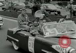 Image of Milwaukee Braves baseball team arrives in the city Milwaukee Wisconsin USA, 1953, second 44 stock footage video 65675020699