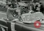 Image of Milwaukee Braves baseball team arrives in the city Milwaukee Wisconsin USA, 1953, second 50 stock footage video 65675020699