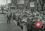 Image of Milwaukee Braves baseball team arrives in the city Milwaukee Wisconsin USA, 1953, second 52 stock footage video 65675020699