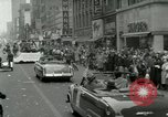 Image of Milwaukee Braves baseball team arrives in the city Milwaukee Wisconsin USA, 1953, second 54 stock footage video 65675020699
