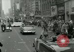 Image of Milwaukee Braves baseball team arrives in the city Milwaukee Wisconsin USA, 1953, second 57 stock footage video 65675020699