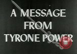Image of Tyrone Power United States USA, 1953, second 4 stock footage video 65675020701