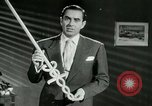 Image of Tyrone Power United States USA, 1953, second 23 stock footage video 65675020701