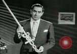 Image of Tyrone Power United States USA, 1953, second 26 stock footage video 65675020701
