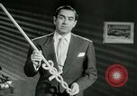 Image of Tyrone Power United States USA, 1953, second 30 stock footage video 65675020701