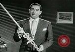 Image of Tyrone Power United States USA, 1953, second 42 stock footage video 65675020701
