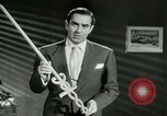 Image of Tyrone Power United States USA, 1953, second 48 stock footage video 65675020701