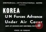 Image of United Nations Forces Korea, 1950, second 5 stock footage video 65675020702