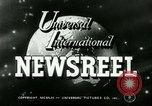 Image of Harry S Truman United States USA, 1953, second 10 stock footage video 65675020706