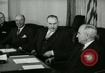 Image of Harry S Truman United States USA, 1953, second 28 stock footage video 65675020706