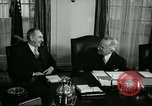 Image of Harry S Truman United States USA, 1953, second 30 stock footage video 65675020706