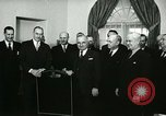 Image of Harry S Truman United States USA, 1953, second 40 stock footage video 65675020706