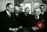 Image of Harry S Truman United States USA, 1953, second 43 stock footage video 65675020706