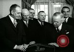 Image of Harry S Truman United States USA, 1953, second 44 stock footage video 65675020706